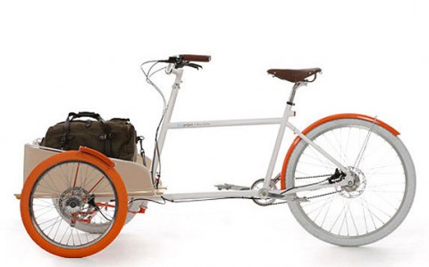 Cooles Container-Bike (Yves Behar)