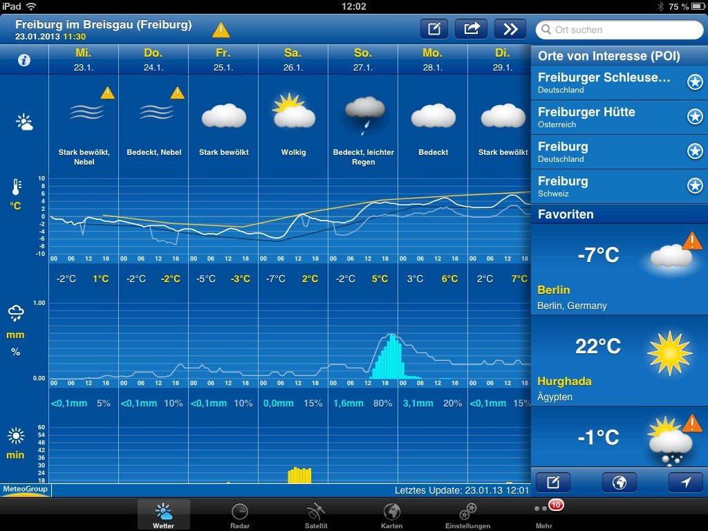 WeatherPro (Screenshot: WeatherPro)