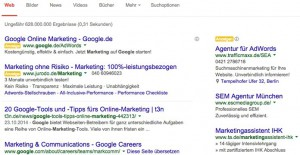 Google Adsense (Screenshot: Google)
