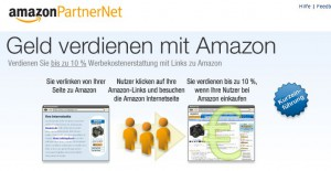 Amazon Affiliate (Screenshot: Amazon)